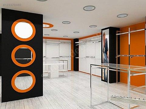 Mağaza Dekorasyonu.1
