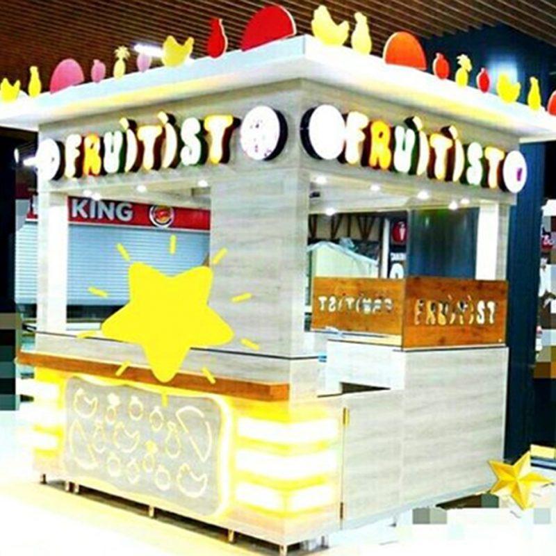 avm kiosk-stand